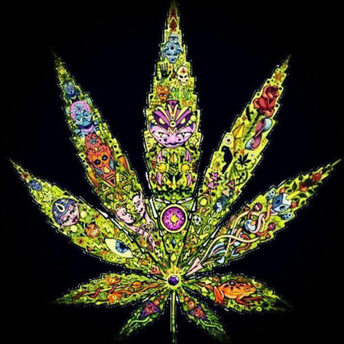 weed smoke art wallpaper - photo #25