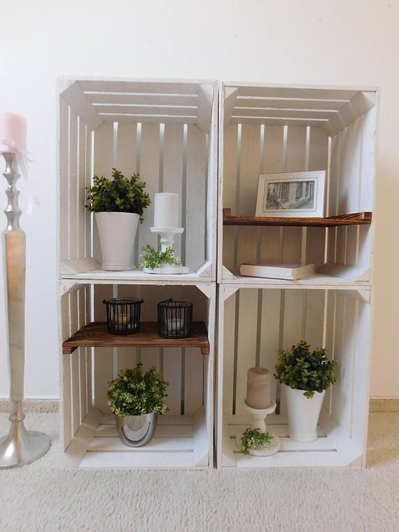 8 best Flur images on Pinterest Apartments, Home ideas and Products - gartendekoration aus altem holz