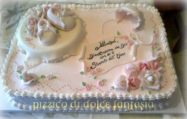 torta bimba Bianca - Cerca con Google