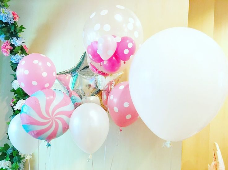1000 ideas about helium balloons on pinterest balloons for Balloon decoration ideas no helium