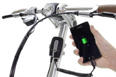 ReeCharge™ Power Pack | BioLogic Bicycle Accessories and Bike Gear
