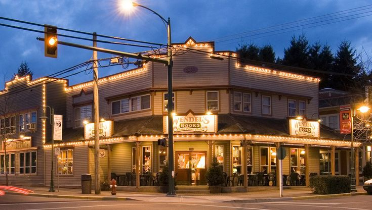 Wendal's Bookstore and Cafe (Fort Langley, BC) | 35 Canadian Bookstores You Need To Visit Before You Die