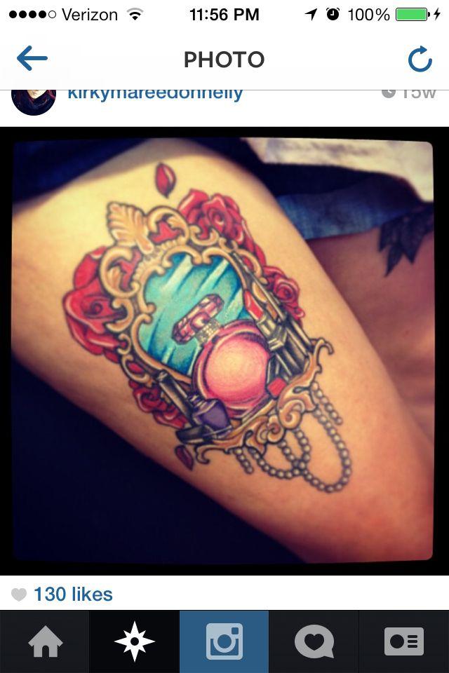 Small Mirror Tattoo: Pin On Tattoo Ideas