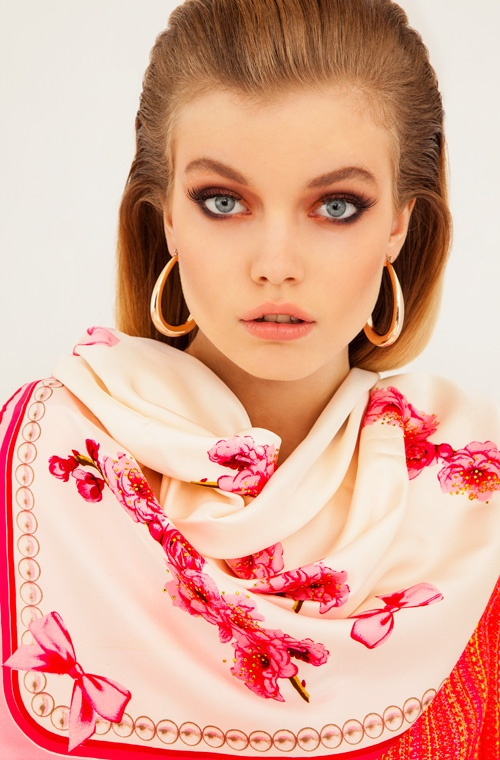 Gizia Scarf SS/2013 #scarf #newseaon #accessories