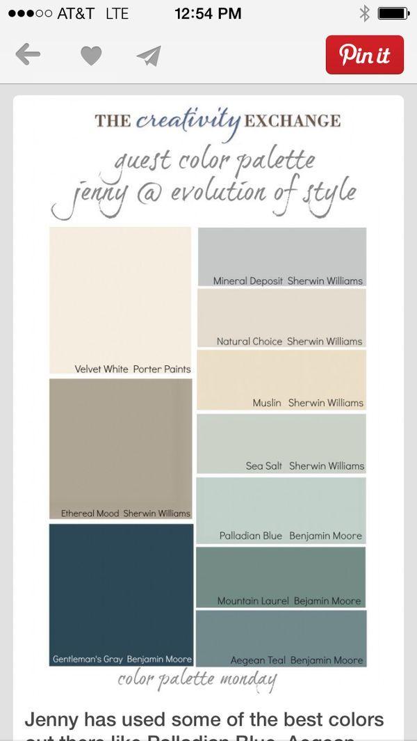 Guest Color Palette