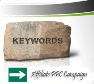 PPC Keword research for affiliate marketing