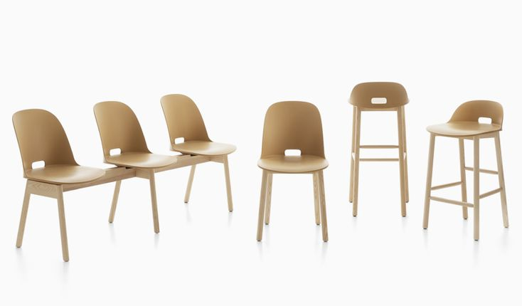 Jasper Morrison Conceives Alfi Seating Collection For