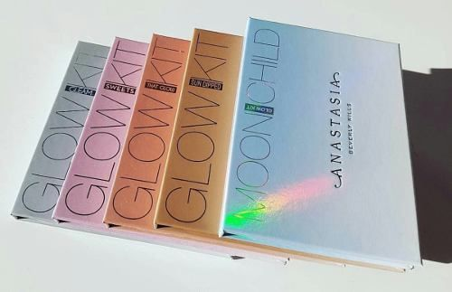 Iluminador Anastasia Beverly Hills Glow Kit. Pronta Entrega. - R$ 189,00 em Mercado Livre