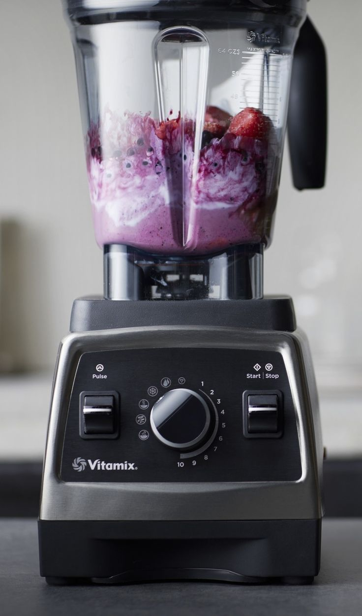 How to Make Frozen Dessert in Your Vitamix Blender