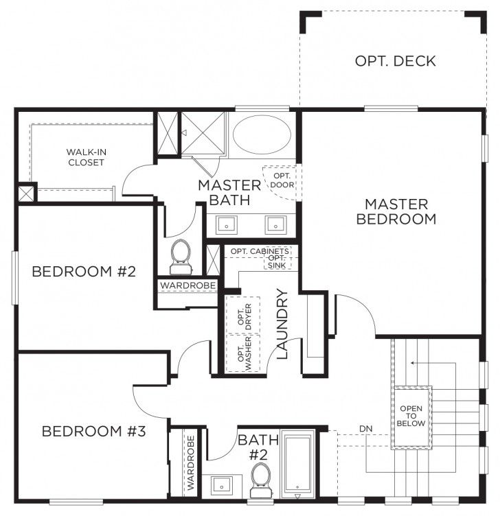 Simplicity Decorating 3 Bed Room Plans 14 3