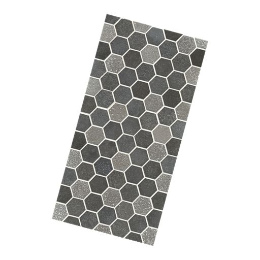 hexagonal basalt