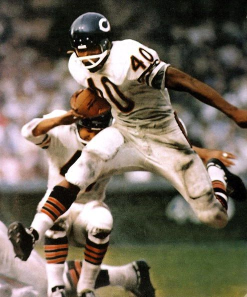 Gale Sayers Great Future started at a Boys & Girls Club.  He was a star in the NFL for the Chicago Bears