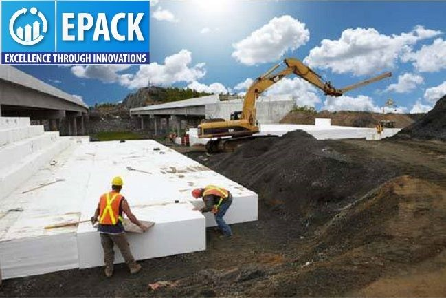 Eps Thermocol Geofoam Blocks Manufacturer Supplier In Greater Noida With Images Road Construction Foundation Insulation