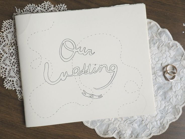 This beautiful souvenir book is the perfect blend of wedding album and scrapbook. Each page is themed with key wedding moments and features a lovely illustration. The actual souvenir book is created with high quality fine art cotton papers, they give nice texture to the pages and make for a quality handmade item.  #weddingalbum #wedding #scrapbook #cottonpaper #delicate #thoughful #artful