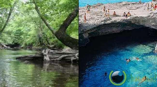 5 Kolam Renang Alami yang paling Indah dan Cantik di Dunia