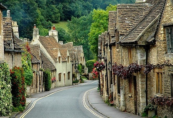 Castle Combe (Cotswolds) England