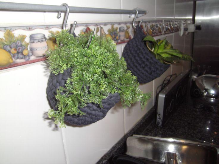 meus arranjos na cozinha