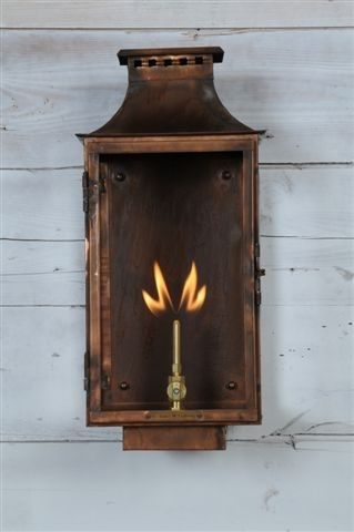 The Aspen Lantern — Gas or Electric | The Carolina Collection Lanterns | Carolina Lanterns