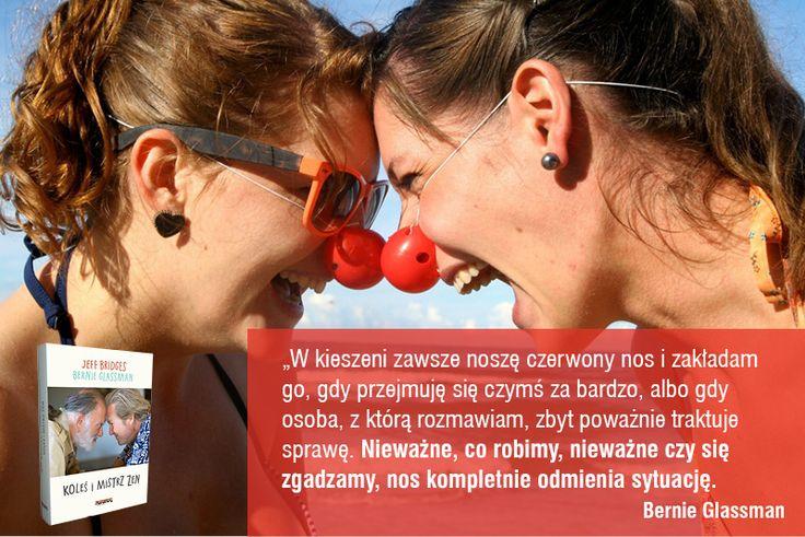 """""""Koleś i mistrz zen"""" - idealna lektura na wakacje! http://sklep.charaktery.eu/jeff_bridges_bernie_glassman-koles-i-mistrz-zen.html"""