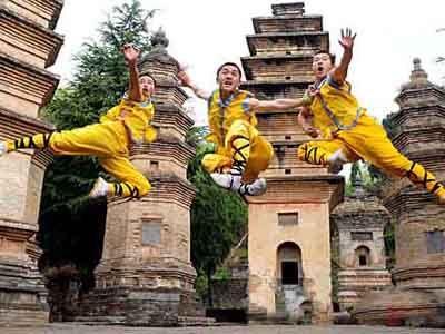 Shaolin Temple, Shaolin Monastery, Shaolin Temple China, Dengfeng Shaolin Si Been there ;)