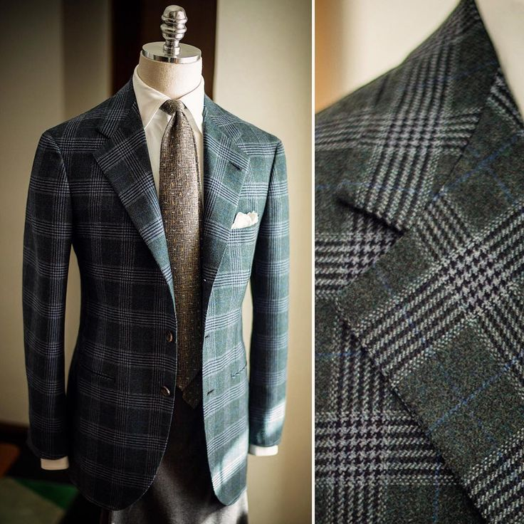 "1,415 Likes, 16 Comments - B&TAILOR Bespoke Korea Seoul (@bntailor) on Instagram: ""Windowpane double breasted flannel suit #비앤테일러 #bntailor #bespoke #handmade #Corea #Korea #Seoul"""