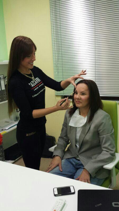 KIKO HERNÁNDEZ ha entrevistado a Raquel Morillas, antigua concursante de Gran Hermano, para la Revista Qué Me Dices y nosotros nos hemos encargado de la peluquería y el maquillaje para esta ocasión   Puedes ver la noticia aquí: http://ow.ly/sRCqW  #granhermano #kikohernandez #quemedices #entrevista