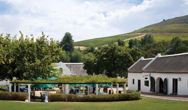 Outdoor Restaurants Cape Town
