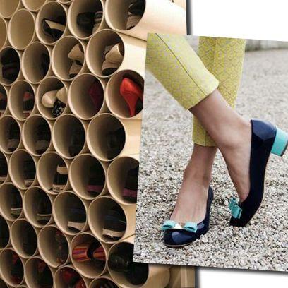3 έξυπνα tips για να διατηρήσεις τα παπούτσια σου για πάντα καινούρια!