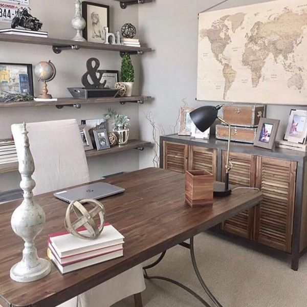 Is Farmhouse Decor Out: Best 25+ Office Cabinets Ideas On Pinterest
