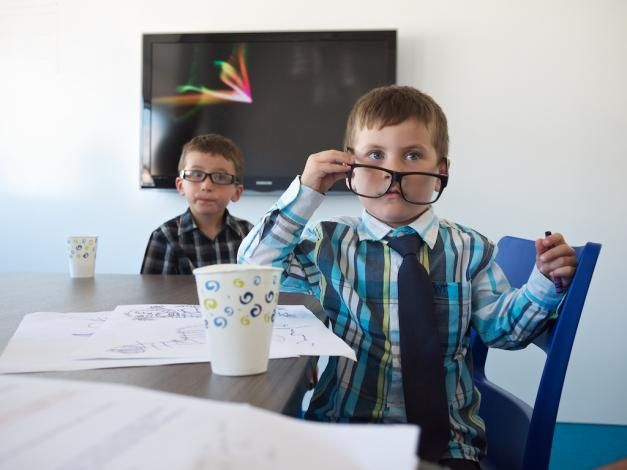 kids office. Millennials Now The Largest Generation In Workforce Kids Office I