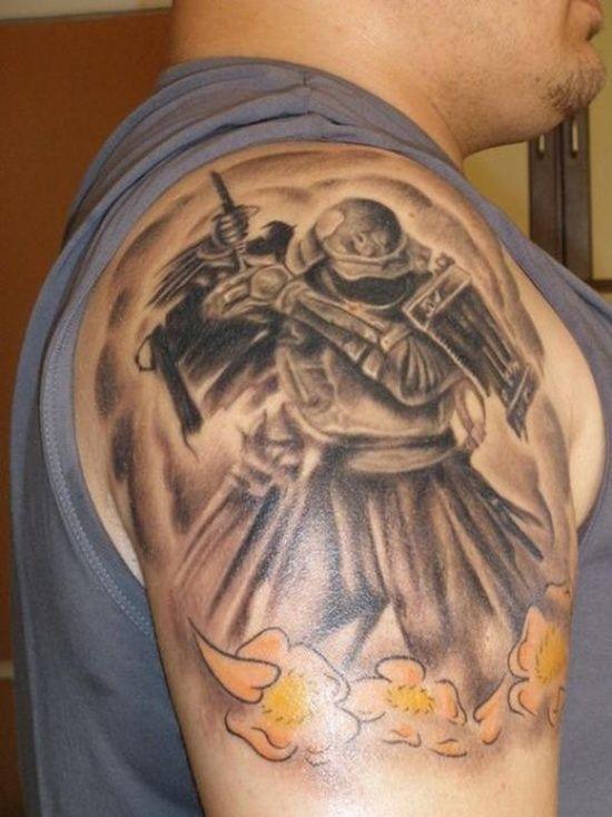 Best Tattoo Images On Pinterest Tattoo Designs Fabric - Best traditional samurai tattoo designs meaning men women