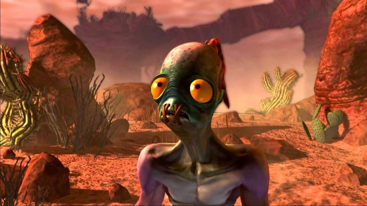 Oddworld: Abe's Oddysee - New 'n' Tasty - PS4 Review