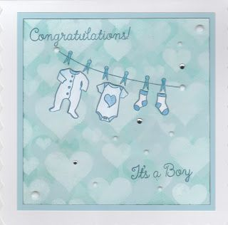 Cards, Cats and Coffee: New Baby Cards