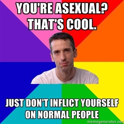 Is it possible for a person to be asexual?