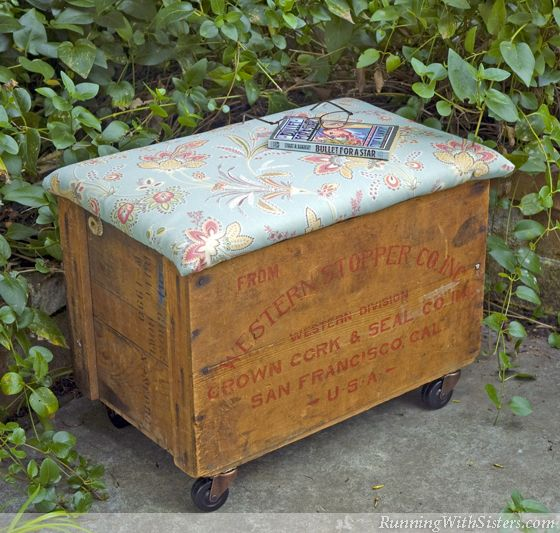 114 best old wooden boxes crates images on pinterest for Where can i find old wine crates