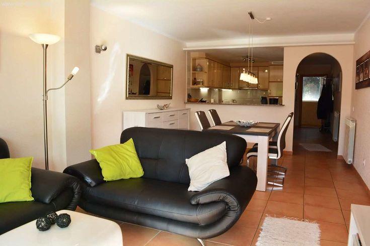 Möblierte 84m² 3-Zimmer-Wohnung mit Balkon und TG-Stellplatz: Bei diesem Angebot stimmt die Lage, die Raumaufteilung sowie die gute Ausstattung dieser Wohnung, die sich im 2....