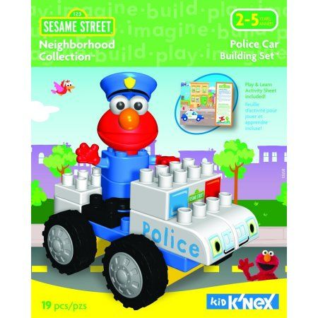 #Christmas Buy for K'Nex Sesame Street Neighborhood Collection Police Car for Christmas Gifts Idea Online Shopping . Online searching for excellent Christmas   products generally is a very enlightening expertise, using many not simply customized products but special products. The very best online purchasing web site...