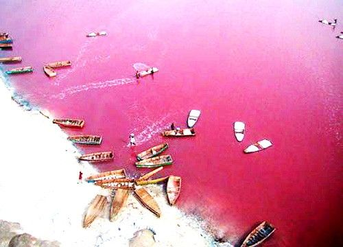 Lake-Retba