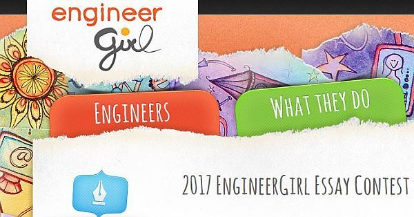 Engineer girl essay contest elementary