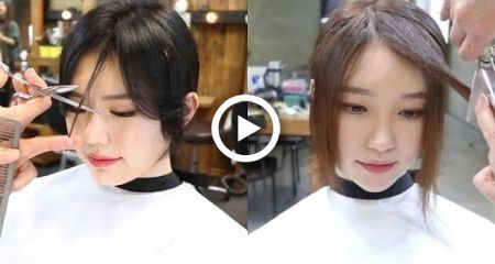 Easy Cute Korean Haircuts 2019 Amazing Hairstyles Transformation Compilation Hair #compilation #mysterious #styles #haircuts
