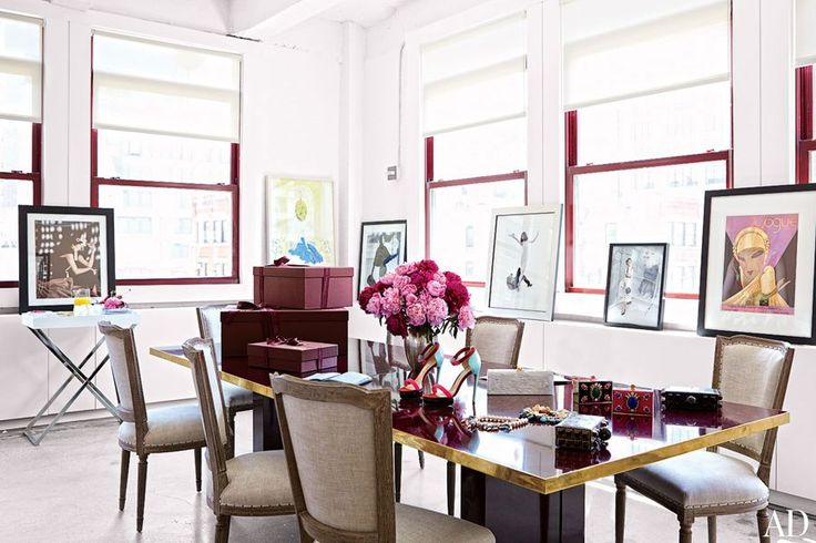 loveisspeed.......: MODA OPERANDI'S MANHATTAN OFFICES ... Designed by Daniel Romualdez, the New York headquarters of the pioneering luxury fashion site channel the spirited style of cofounder Lauren Santo Domingo