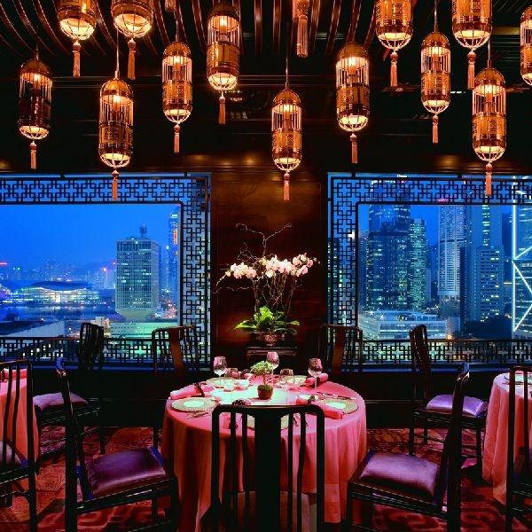 mandarin hotel hongkong