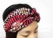 Ankara wax prints Pinky Brown bowk not No stretch Headbands fashion accessories. https://chicafricanna.com/products/ankara-wax-prints-pinky-brown-bowk-not-no-stretch-headbands