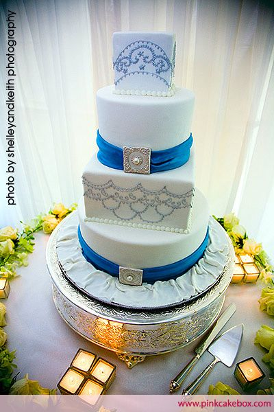 amazing wedding cakes from around the world | Tier Wedding Cake » Wedding Cakes