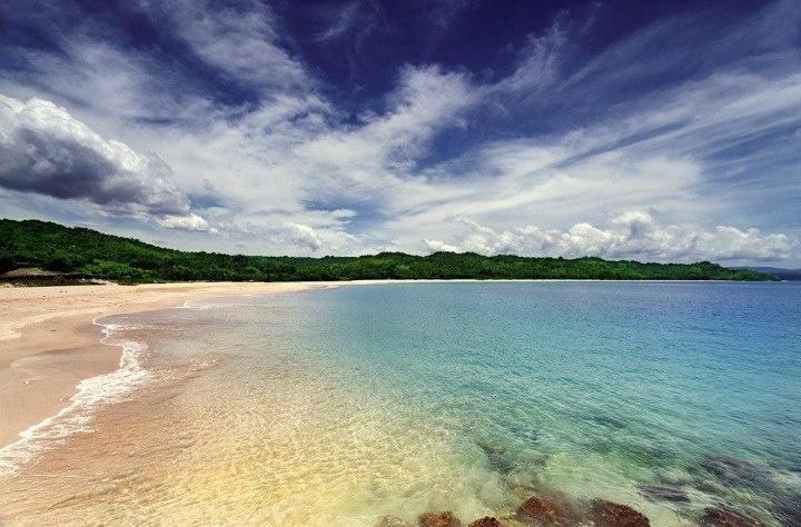 Exotic Rua Beach, Sumba Island - East of Indonesia