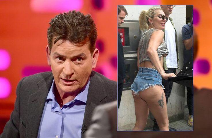 Charlie Sheen: Lady Gaga akartak táncolni meztelenül rám Britney Spears
