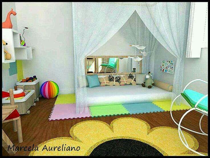 13 besten floorbed bilder auf pinterest kinderschlafzimmer einrichtung und kinderzimmer ideen. Black Bedroom Furniture Sets. Home Design Ideas