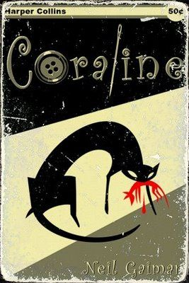 A perfect creepy read for Halloween: Coraline by Neil Gaiman