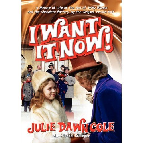 If you are a Willy Wonka fan you will love this book....