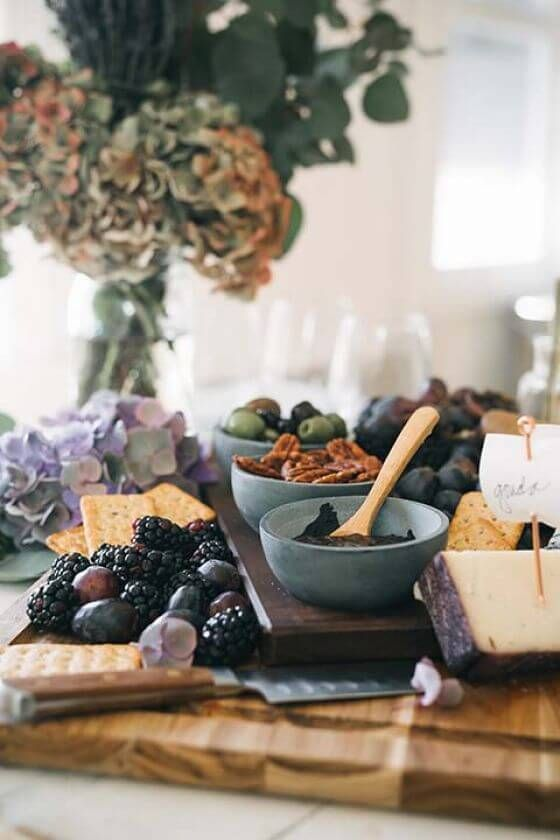 How to Make a Cheeseboard for Less Than $20